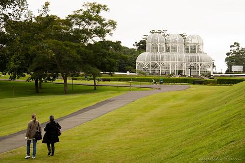 Caminho ao Jardim Botânico - Curitiba-PR, 2011