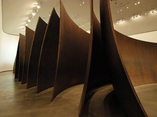 Museo Guggenheim - interior