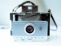 Polaroid Land Camera (Day 29) (trustypics) Tags: polaroid copycat day29 landcamera automatic100 amandamabel cr30day2014