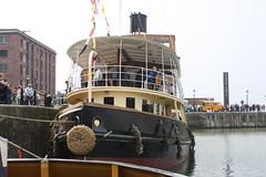 IMG_4688 (RichardAsh1981) Tags: festivals liverpool steam tugs albertdock steamonthedock2016 danieladamson