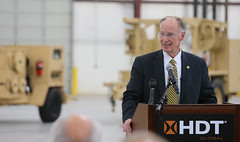DI6T9858A (Governor Robert Bentley) Tags: robertbentley limestonecounty hdtglobal tanner alabama michaelkinney hdtexpeditionarysystems inc usa
