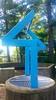 Sculpture In Thomaston Park (Joe Shlabotnik) Tags: august2016 2016 sculpture galaxys5 cameraphone greatneck