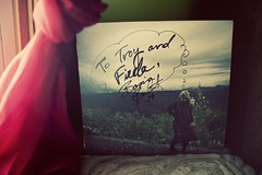 Autographed!