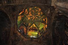 Crucero de la catedral de Orense (TerePedro) Tags: espaa church cathedral catedral iglesia galicia duomo cupula eglise boveda orense anticando aboutiberia
