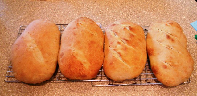 .the four loaves
