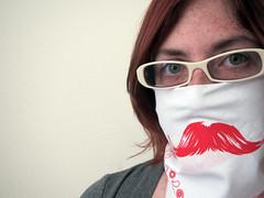 Mustache! (jen.rizzo) Tags: jen ben