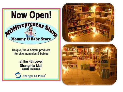 Momtrepreneur Shop