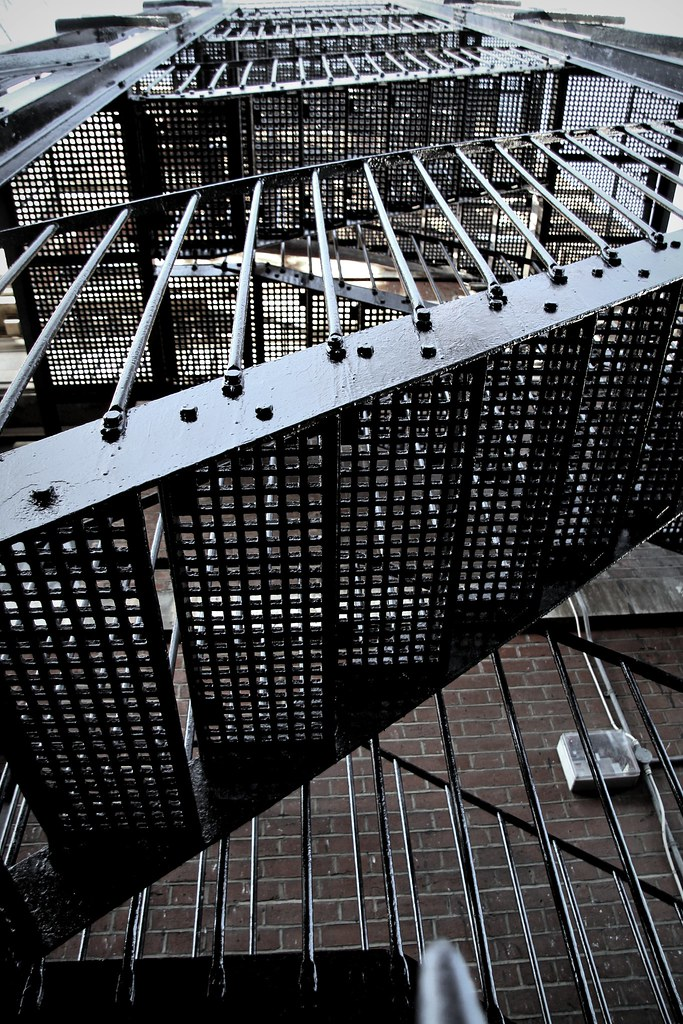 fireescape at covent garden #0