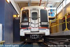 mccowan13 (R. Flores) Tags: urban toronto mark ttc corporation transportation transit scarborough commission rapid development rt icts bombardier