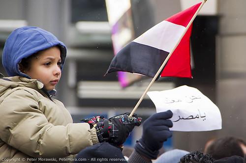 2011 Egypt: Kid