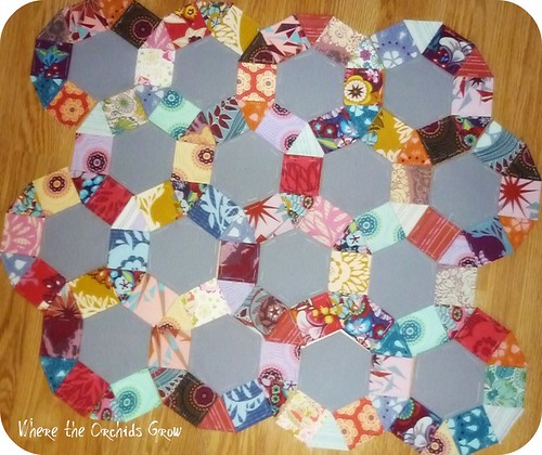 AMH paperpieced circles