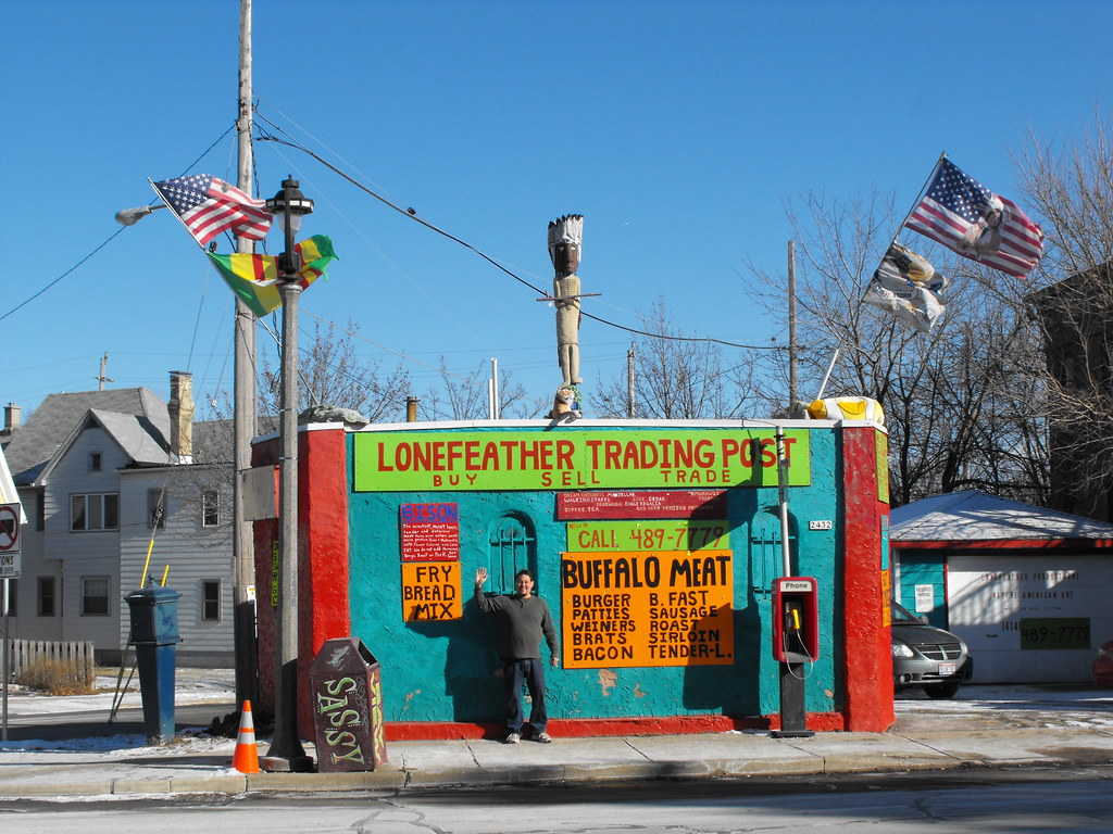 Lonefeather Trading Post