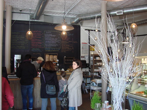 Brooklyn commune interior