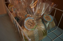 Felted Soap Party Favors