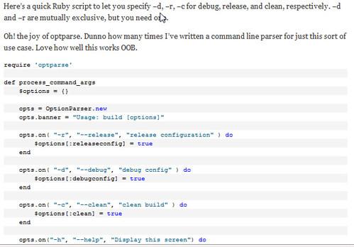 Ruby resume parser