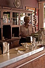 Northside cafe (bob.delsol) Tags: morninglight diner iowa 50mm14 smalltown owner winterset northsidecafe nikond90 flickraward