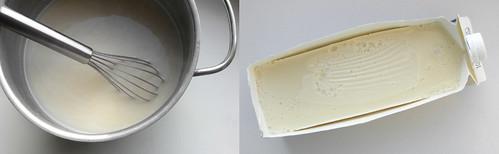 zelf zijdentofu maken