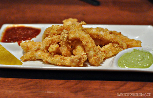 Calamari at Enjoy! ~ Apple Valley, MN