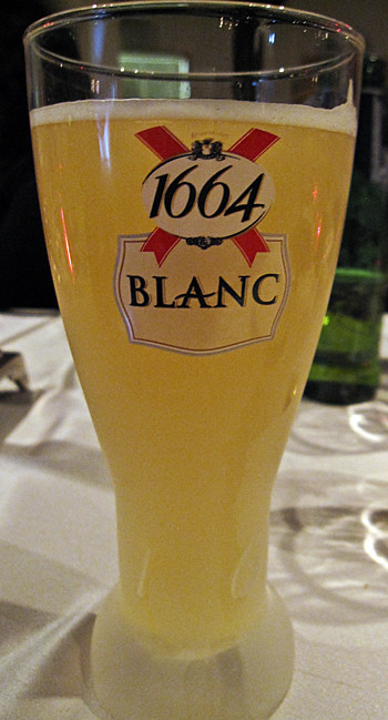 Kronenbourg 1664 Blanc debut