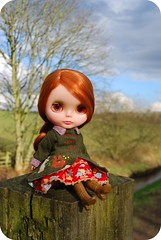 Purdy goes out! (bigsmudge / Jo...can't seem to catch up!) Tags: redhead kenner blythe purdy