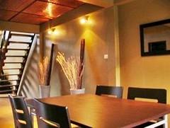 Escape Cabins Koh Lanta Dining Area