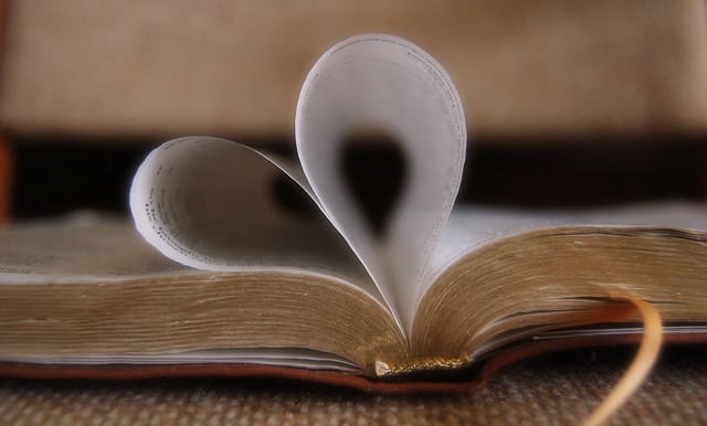 love in the pages of my bible {4}