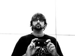 iMirror (Raffaello Lamonaca) Tags: boy blackandwhite selfportrait man male me look hair beard glasses mirror hands tshirt mani io uomo autoritratto barba biancoenero specchio capelli ragazzo occhiali guardare maschio iphone3gs