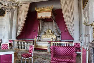 La chambre de l'impératrice / The Empress' bedroom