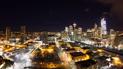 Valentine's Skyline (BigtimeYYC) Tags: longexposure canada calgary skyline night canon victoriapark exposure colours skyscrapers fisheye tokina warehouse alberta highrise cbd condos dslr unionsquare keynote bankershall warehouses condominiums beltline highrises calgarytower vetro lightroom eap sasso thebow nuera sksycraper tokina1017mm eighthavenueplace pallisersouth suncorenergycentre eos550d rebelt2i adobelightroom33