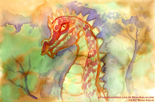 dragon watercolor 2_10_11