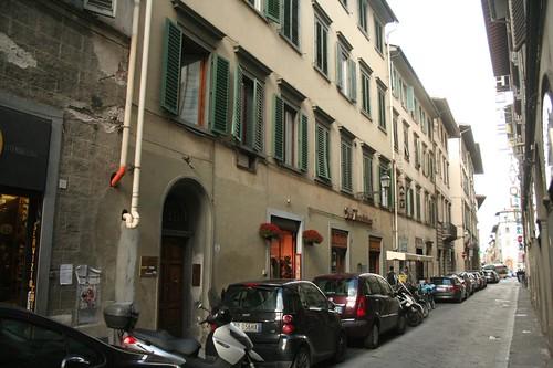 Locanda Rocco alojamento barato em Florença Itália