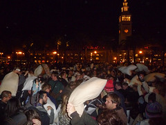 Pillow Fight Club 2011