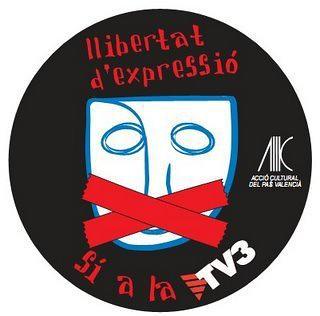 VOLEM TV3 - LLIBERTAT D'EXPRESSIÓ