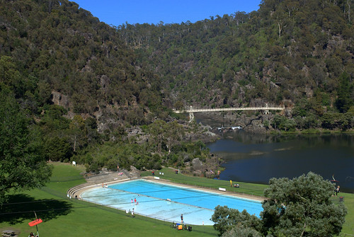 Launceston: Cataract Gorge