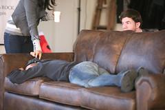 Nap Shenanigans (juhansonin) Tags: leather arlington studio design ui interface engineering couch cc software creativecommons license cc3 involution juhansonin invo ericbenoit christianhogan dawachung