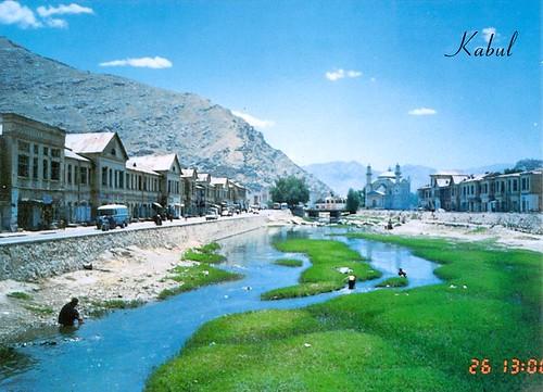 kabul city pics. Kabul City River + Shah-Do