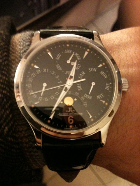 Contribution of a Watchonista Member  by Watchonistacom