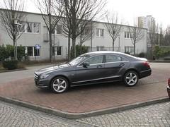 Mercedes-Benz CLS 350 (nakhon100) Tags: cars mercedes 350 mercedesbenz bremen cls cls350