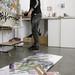 Preparing new Artworks, Morten Andersen