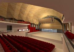 Internal View of Auditorium