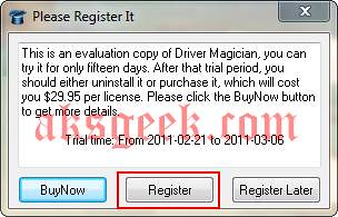 Driver magician-buy now