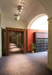 View From Corridor