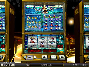 Neptune's Kingdom slot game online review
