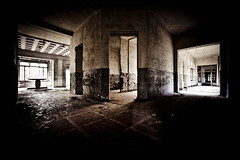 Le tre madri (Funky64 (www.lucarossato.com)) Tags: abandoned church hospital hall insane decay chiesa asylum altare ospedale abbandono lucarossato funky64 pneumatologico ritornoallevecchiepassioni