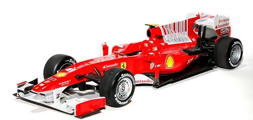 Mattel F10 Alonso Bahrain 2010