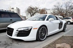 Audi R8 (jacobbaileyphotography) Tags: white automotive audi r8 carphotography audir8 jacobbailey jacobbaileyphotography