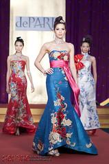 DeParis Bridal Fashion Show_031 (Caesda) Tags: sexy pose model pavilion lovely gown 2011 deparis caesda