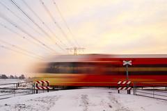 Train to Appingedam (TallWilly) Tags: winter train trein appingedam mygearandme