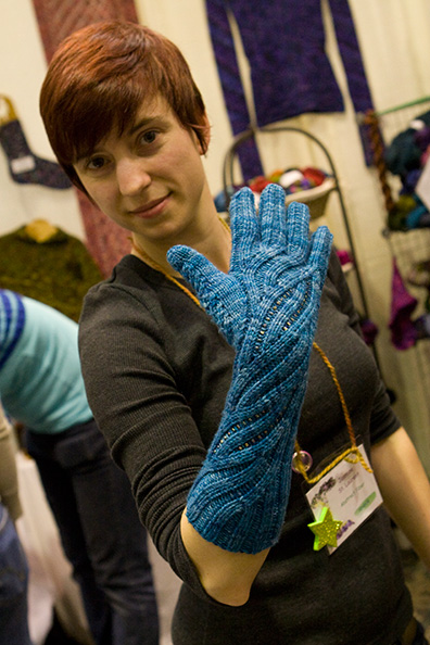 Glove by Sivia Harding