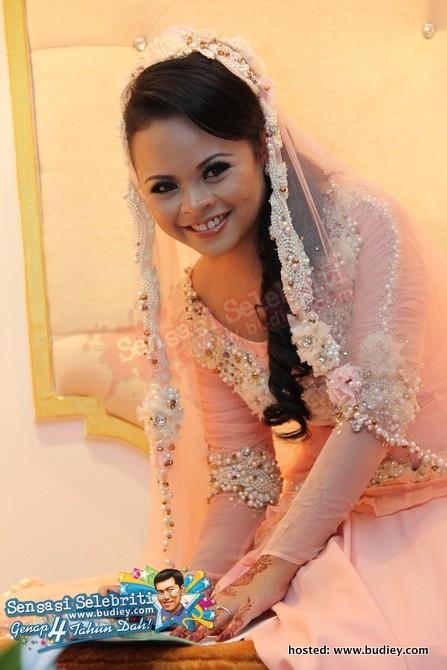 Siti Sarah Shuib Kahwin